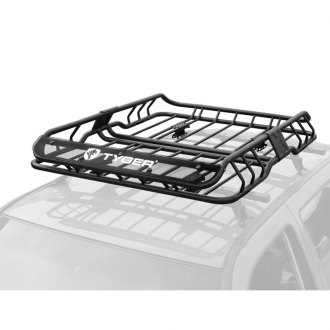 Tyger® - Heavy Duty Roof Cargo Basket