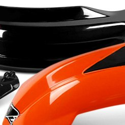 UFO Plast® - Front Orange Fender
