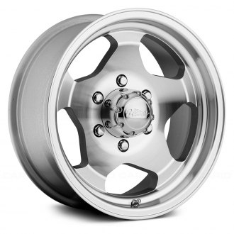 ULTRA® - 51K Silver with Machined Face and Lip
