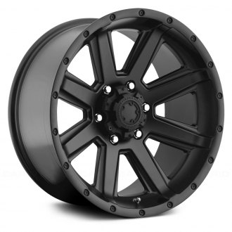 ULTRA® - 195 CRUSHER Satin Black