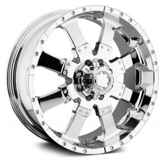 ULTRA® - GOLIATH 224C Chrome