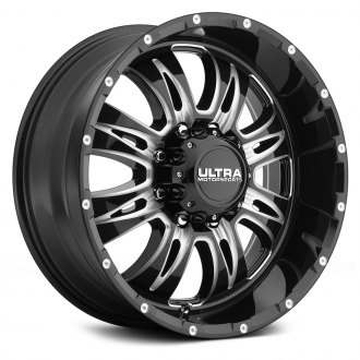 ULTRA® - PREDATOR II 249BM Gloss Black with Milled Accents