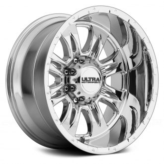 ULTRA® - PREDATOR II 249V Chrome