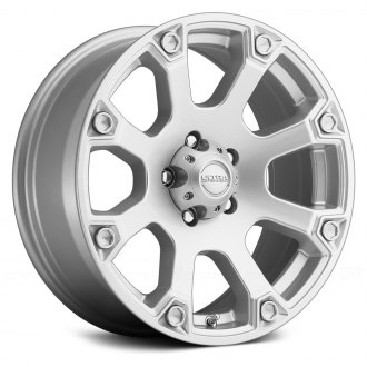 ULTRA® - SPLINE 245S Silver with Clear Coat