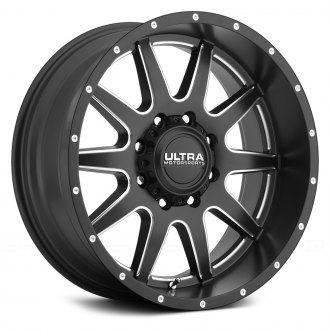 ULTRA® - TROOPER 189BM Satin Black with Milled Accents
