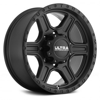 ULTRA® - 176 VAGABOND Satin Black