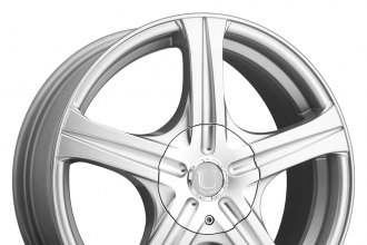"ULTRA® - WINTER SLALOM 403S Silver (16"" x 6.5"", +45 Offset, 5x112 Bolt Pattern, 74.1mm Hub)"
