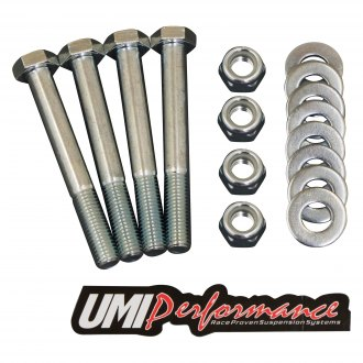 UMI Performance® - Rear Control Arm Bolt Upgrade Kit