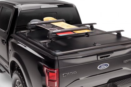 UnderCover® Ridgelander™ Hinged Tonneau Cover Feature and Benefits (Full HD)