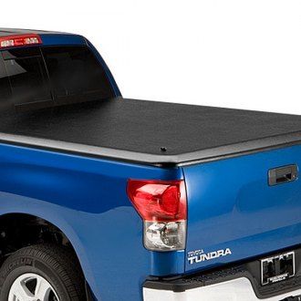 UnderCover® - Classic™ Black Hinged Tonneau Cover