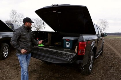 UnderCover®  Elite LX™ Hinged Tonneau Cover Review (HD)