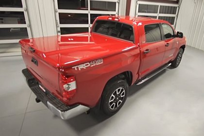 UnderCover®  Elite LX™ Hinged Tonneau Cover (HD)