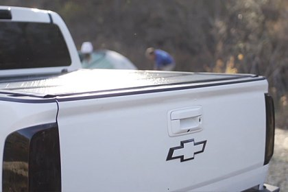 UnderCover® FLEX™ Hard Tri-Fold Tonneau Cover Overview (HD)