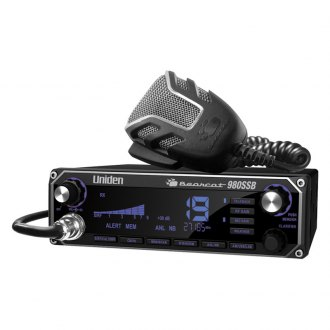 Uniden® - 40-Channel SSB CB Radio with 7-Color Digital Display