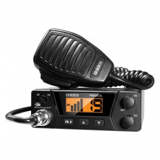Uniden® - Professional Series 40-Channel Compact Mobile CB Radio