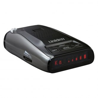 Uniden® - Laser-Radar Detector with Dot Matrix Display