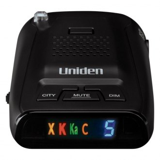 Uniden® - Laser-Radar Detector with LED Icon Indicators