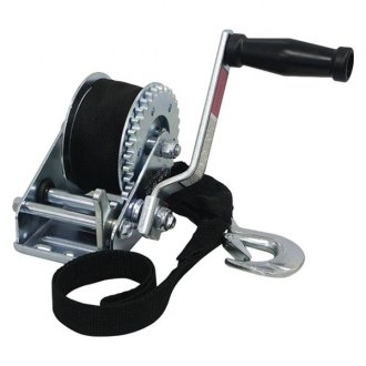 SeaSense® - 900 lbs PWC Series Trailer Winch with Strap