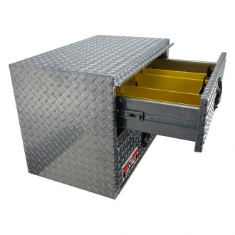 Unique Truck Accessories® - Brute™ HD Two Drawers Underbody Tool Box