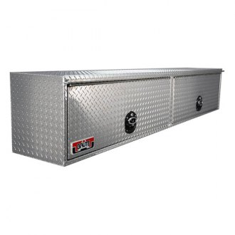 Unique Truck Accessories® - Brute™ HD Standard Two Doors Top Sider Tool Box