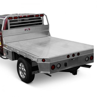 Unique Truck Accessories® - Extruded Truck Flat Bed