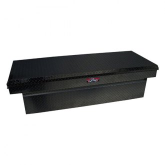 Unique Truck Accessories® - Brute™ Shallow Single Lid Crossover Tool Box
