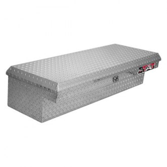 Unique Truck Accessories® - Brute™ LoSider Low Profile Single Lid Side Mount Tool Box