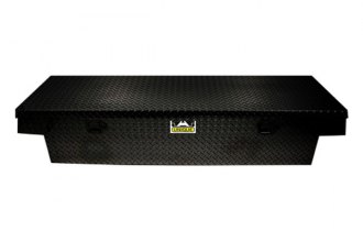 Unique Truck Accessories® - Brute™ Full Lid Standard Cross Over Tool Box