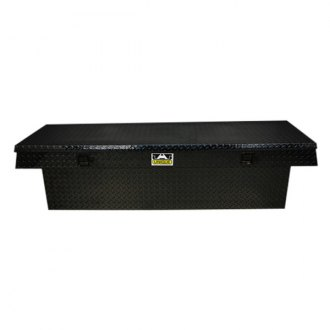 Unique Truck Accessories® - Brute™ Deep Wide Single Lid Crossover Tool Box