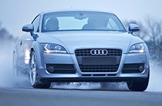 UNIROYAL® - RAINSPORT 2 Tires on Audi TT