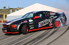 UNIROYAL® - RAINSPORT 3 Tires on Ford Mustang