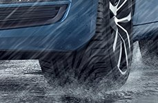 UNIROYAL® - RAINSPORT 3 Tires on Car