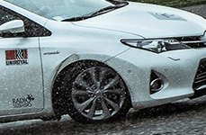 UNIROYAL® - RAINSPORT 3 Tires on Toyota Auris