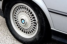 UNIROYAL® - RALLYE Tires on BMW