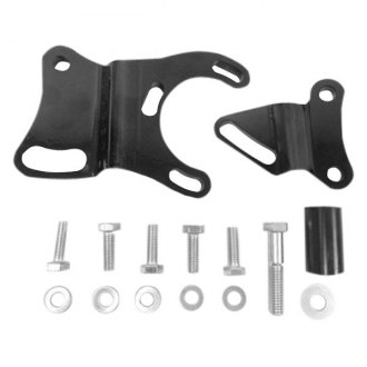 Unisteer® - Black Steel Water Pump Bracket