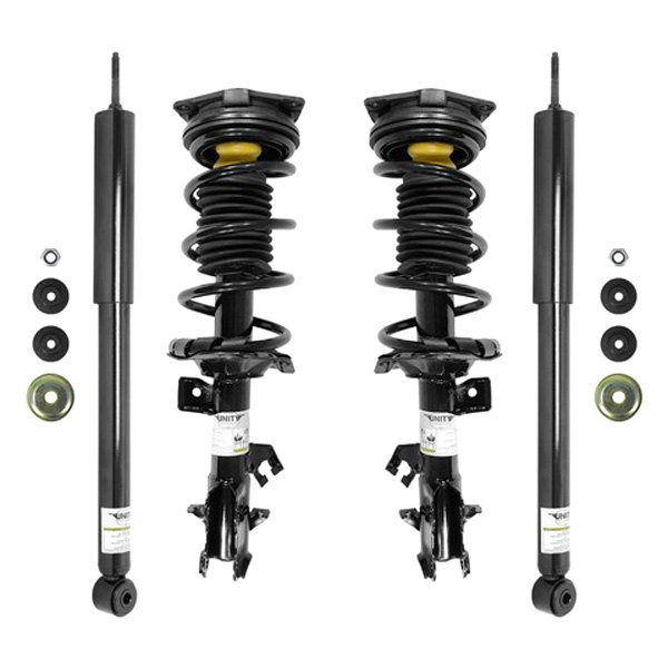 Unity 11354 Front Right Complete Strut Assembly