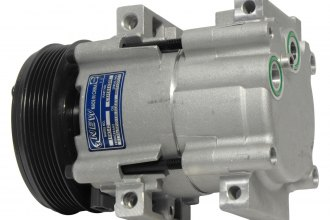 UAC® CO101651C - A/C Compressor Assembly