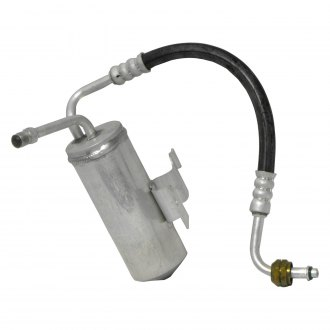 UAC® - A/C Receiver Drier with Hose Assembly