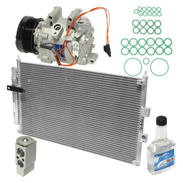 Universal Air Conditioner KT 4430 A//C Compressor and Component Kit