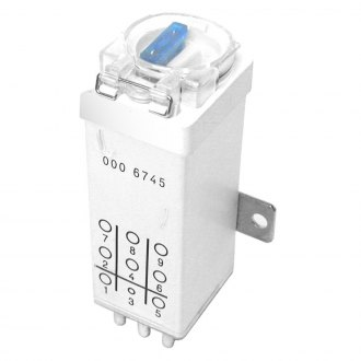 URO Parts® - Overload Protection Relay with Fuse
