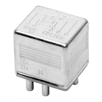 URO Parts® - Auxiliary Fan Relay Closed Contact
