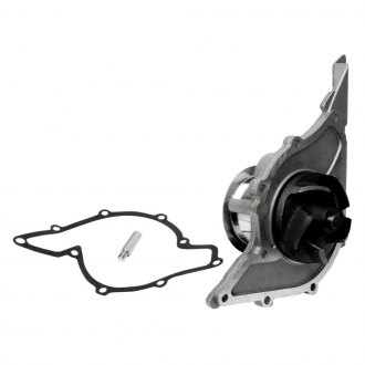 URO Parts® - Engine Water Pump with Metal Impeller