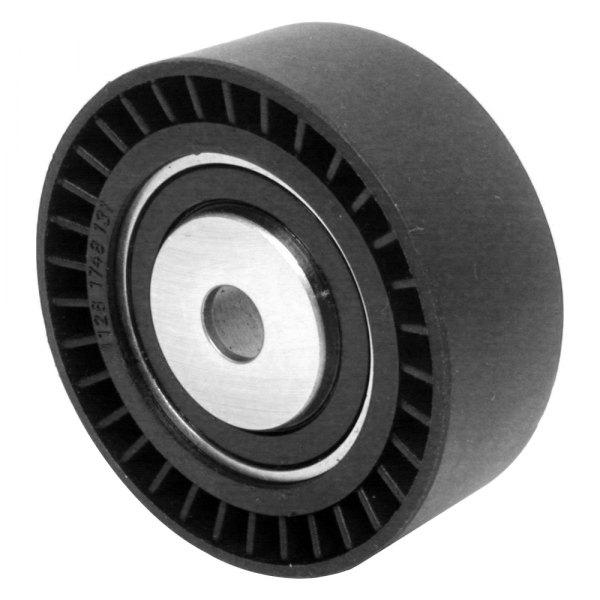 bmw  series tension pulley change bmw  drive