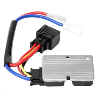 URO Parts® - HVAC Blower Motor Resistor