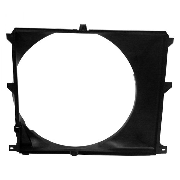 Engine Cooling Fan Shroud 17111712686 For BMW 5 Series 1991-1995