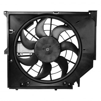 URO Parts® - Cooling Fan with Frame