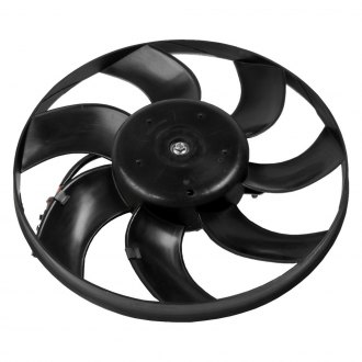 URO Parts® - Auxiliary Cooling Fan