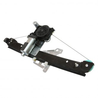 URO Parts® - Rear Power Window Regulator with Motor