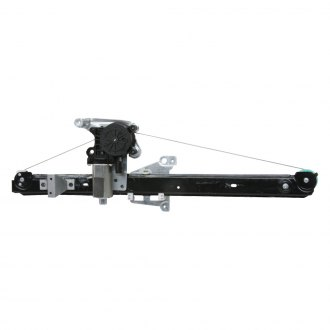 URO Parts® - Rear Power Window Regulator and Motor Assembly