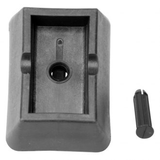 URO Parts® - Front Passenger Side Jack Pad
